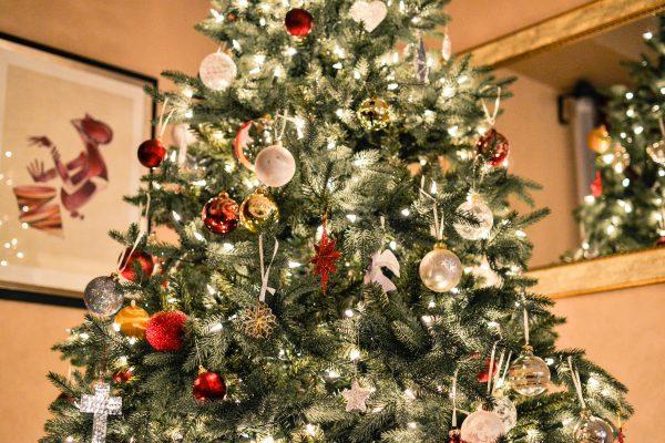 Dekorasi Pohon Natal Selebriti Hollywood