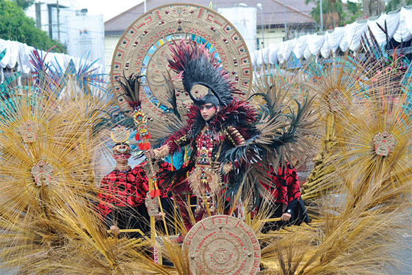 Festival Unik di Sudut Indonesia