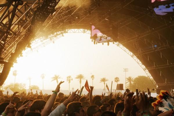Musisi Asia di Festival Musik Coachella