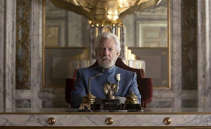 Presiden Snow, Musuh Katnis Everden, Tokoh Utama di Prekuel Hunger Games