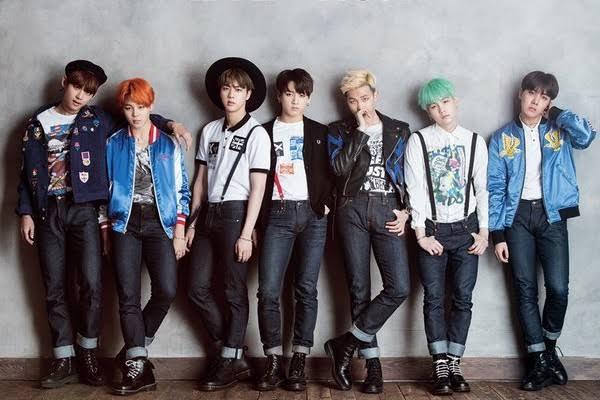 Cetak Sejarah, BTS Idol KPop Pertama Tampil di Grammy Awards