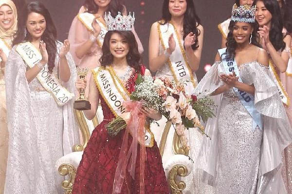 Carla Yules, Pemenang Miss Indonesia 2020, Ternyata Besar di Surabaya