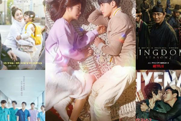 Rekomendasi 5 Drama Korea yang Tayang Maret 2020