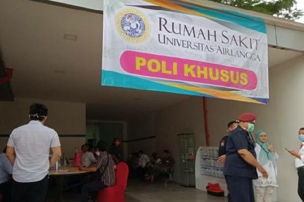 Pengalaman Tes Corona di RS Unair Surabaya
