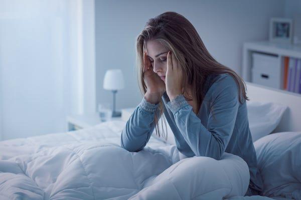 Kebiasaan Buruk Ganggu Tidur
