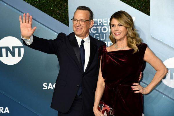 Tom Hanks dan Istri Terinfeksi Corona Saat Syuting di Australia
