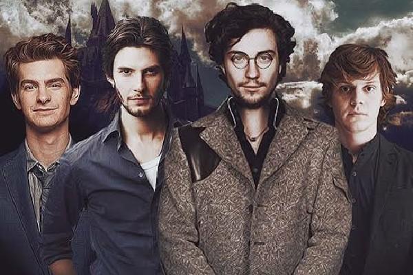 The Marauders, Ini Pemeran Impian bagi Penggemar Harry Potter