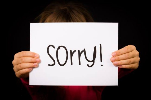 Cara Cerdas Meminta Maaf