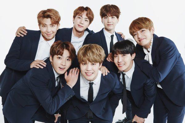 Film  Korea Selatan Rekomendasi Personil BTS