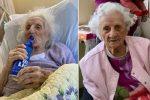Nenek 103 Tahun Berhasil Kalahkan Covid-19