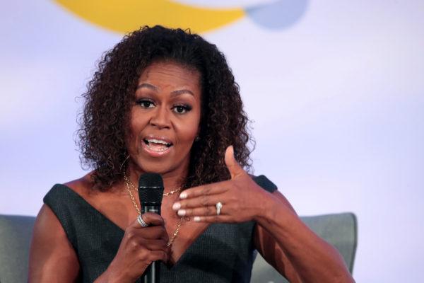 Kata Michelle Obama soal Kasus George Floyd