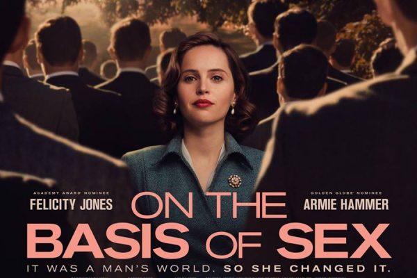 Review Film On The Basis of Sex, Perjuangan Perempuan Lawan Diskriminasi Gender