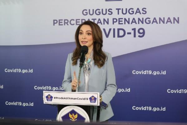 Bukan Hanya Reisa, Puteri Indonesia yang Pernah Jadi Jubir