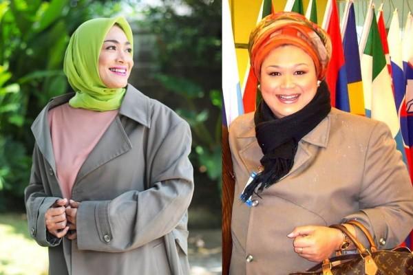 Diet Sehat Ala Dewi Huges, Sukses Turunkan 90 Kg