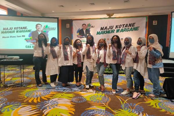 Pengusaha Perempuan Surabaya Kompak Dukung MA