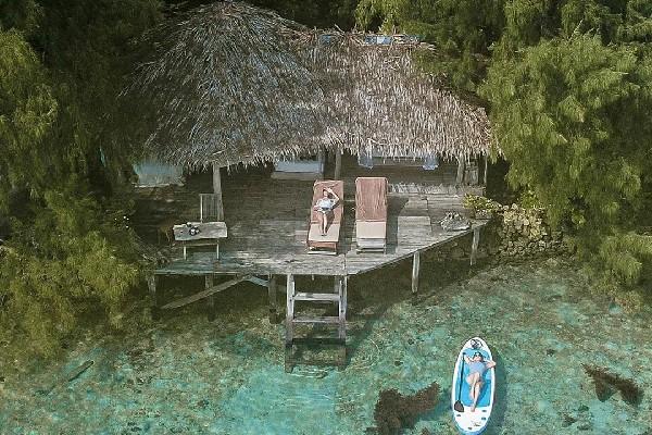 Menikmati Indahnya Pulau Macan