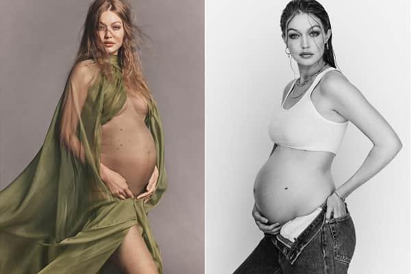 Maternity Shoot Artis Dunia, Mau Meniru?