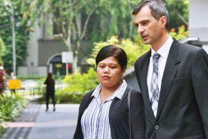 Parti Liyani, TKW yang Kalahkan Bos Besar Singapura (Today Online)