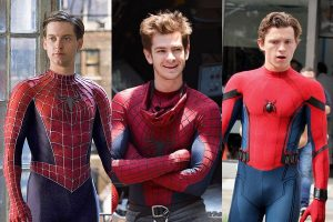 Spider-Man Jadi 3, Tobey Maguire dan Andrew Garfield Main Bareng Tom Holland