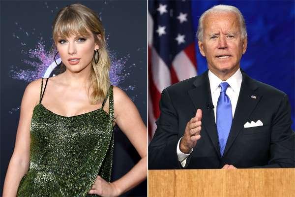 Taylor Swift dan Penyanyi Internasional yang Dukung Joe Biden