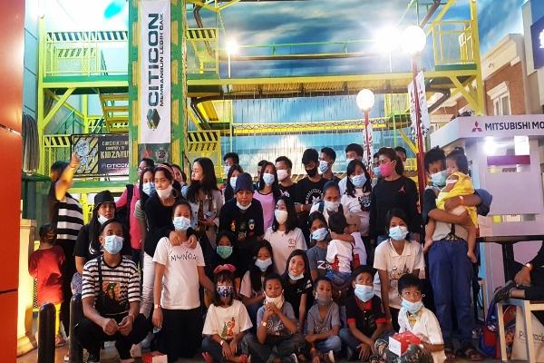 Buka di Surabaya, Kidzania Ajak Anak Panti Bermain