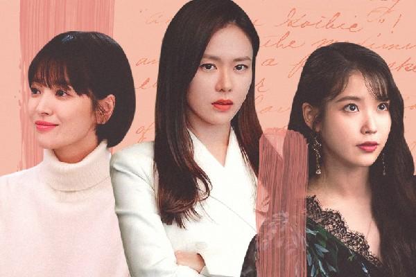 5 Karakter Lady Boss, Perempuan Tangguh di Drama Korea