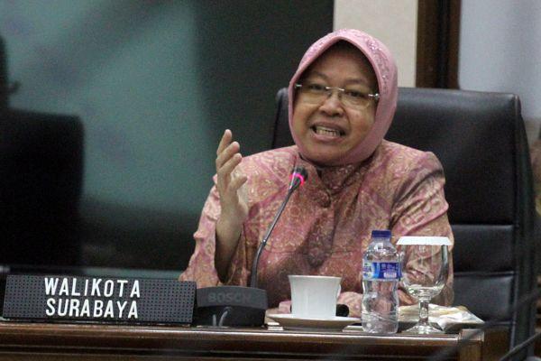 Reshuffle Kabinet: Tri Rismaharini Jadi Menteri Sosial