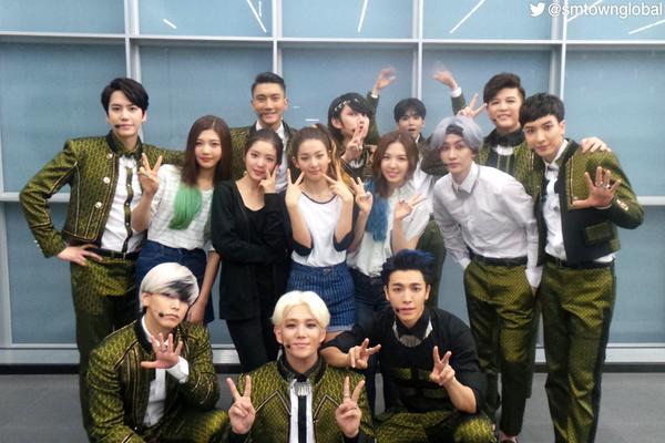 Hiburan Tahun Baru: SM Entertainment Gelar Konser Virtual Gratis