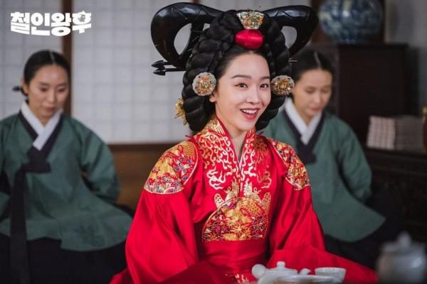 5 Fakta Shin Hye Sun, Si Ratu Nyentrik di Drakor Mr. Queen