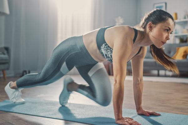 5 Olahraga yang Paling Cepat Membakar Kalori