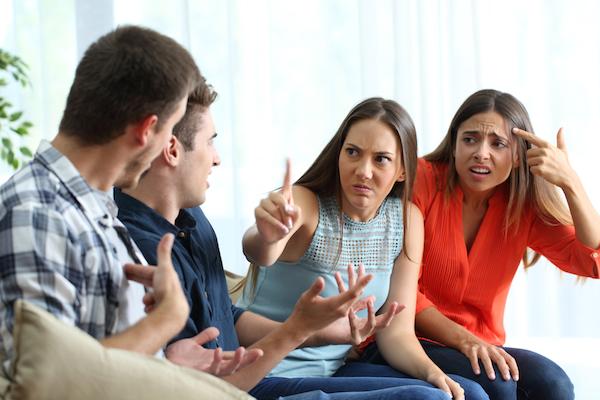 Cara Hadapi Anggota Keluarga Toxic