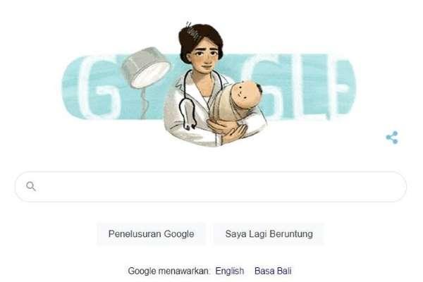 Google Doodle Tampilkan Marie Thomas, Dokter Perempuan Pertama di Indonesia