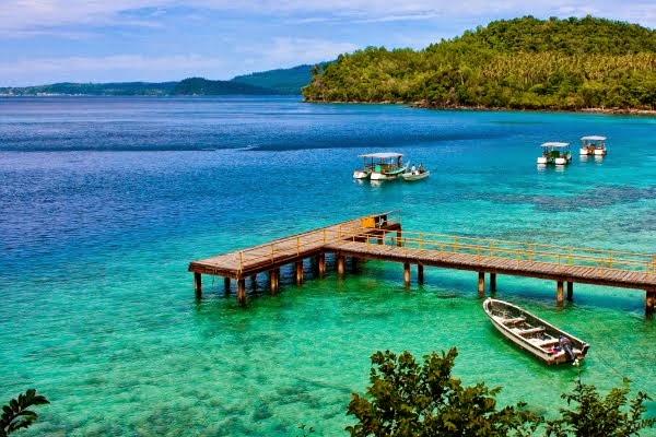 Wisata di Pulau dan Pantai Tersembunyi