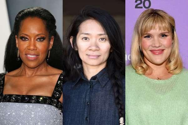 Film Karya Sutradara Perempuan, Nominator Golden Globes ke-78