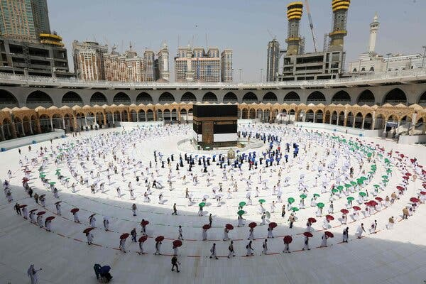 Arab Saudi: Vaksin COVID-19 Wajib untuk Jemaah Haji