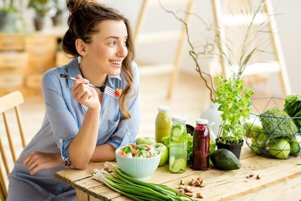 Berbeda dengan Diet Tya Ariestya, Vegetarian Fokus ke Sayur