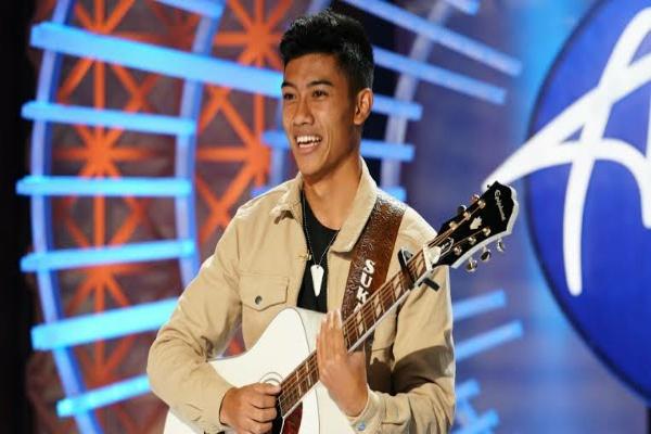Dzaki Sukarno, Peserta American Idol Keturunan Indonesia