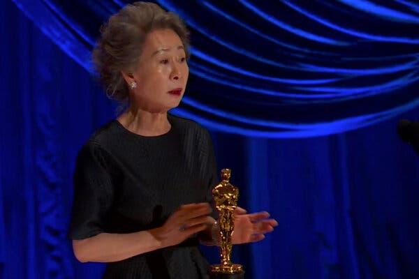 Fakta Youn Yuh Jung, Aktris Korea Pemenang Oscar