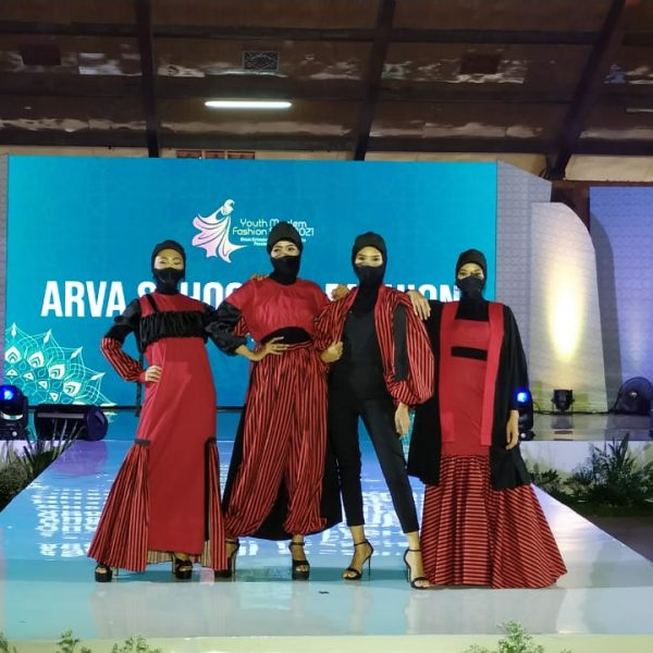 Meriahnya Youth Moslem Fashion Style Pertama Di Jawa Timur