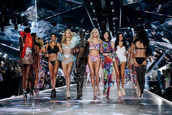 Cara Sadis Membentuk Tubuh Bidadari Victoria's Secret