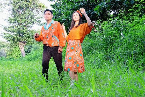 Rancangan Embran Nawawi untuk  Cak Ning Surabaya 2021
