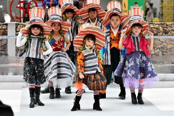 Dongeng Wonka World Mengispirasi Fashion Anak-Anak