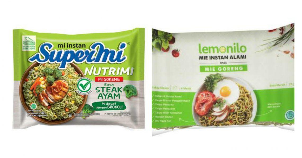 Review Mie Instan: Lemonilo vs Supermi Nutrimi