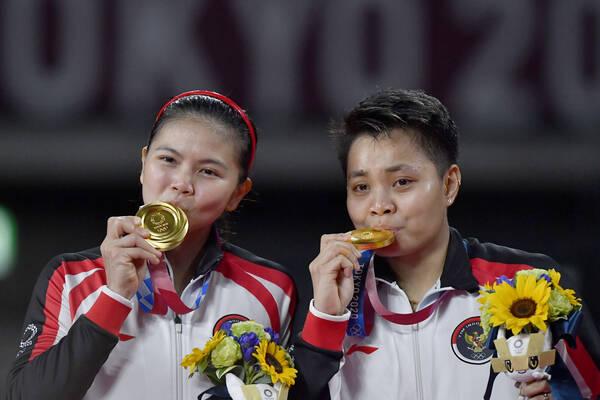 Greysia-Apriyani dan Juara Badminton Olimpiade Pertama Asal Indonesia