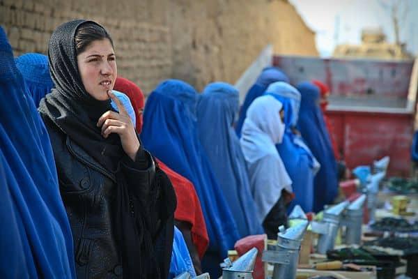 Dikuasai Taliban, Perempuan dan Army BTS Afghanistan Ketakutan