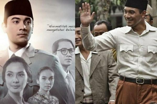 Aktor Indonesia yang Pernah Perankan Soekarno