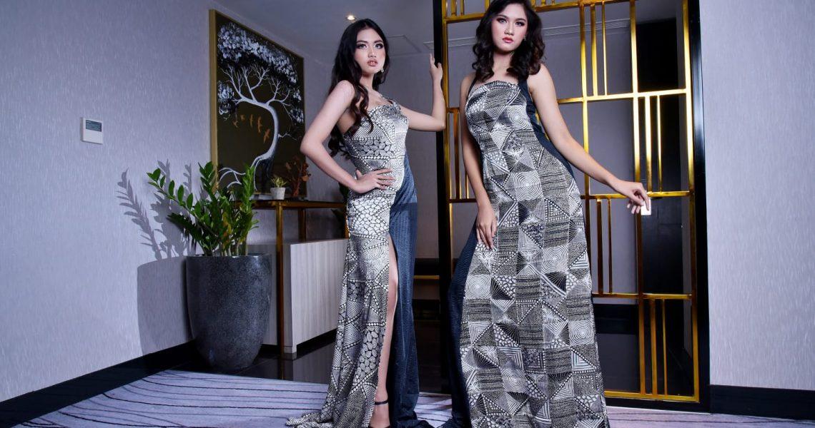 Embran Nawawi dan ESTINE Clinic Persembahkan Gaun Batik